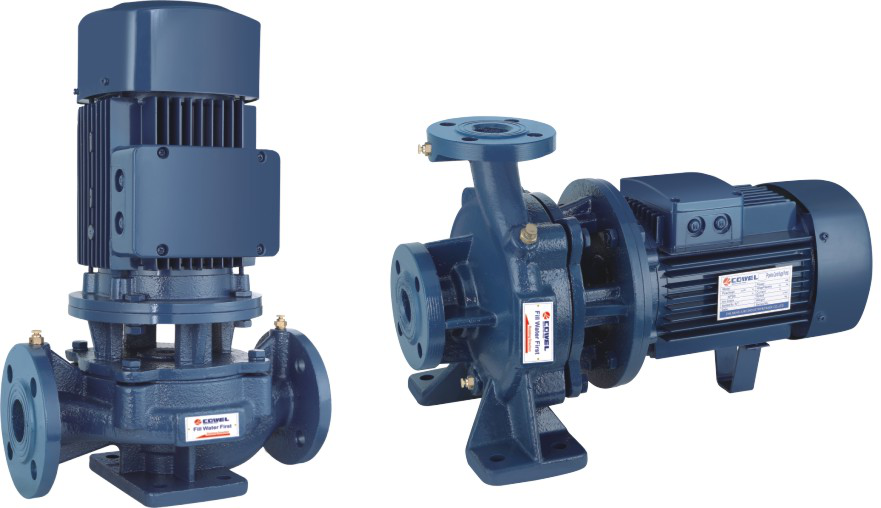 Irg Isg Series Single Stage Single Suction Vertical Centrifugal Pump