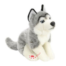 Stuffed Animal Plush Husky Dog