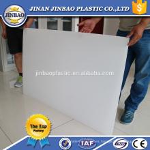 directo de la fábrica 2000x3000mm placa de plástico pp precio de hoja hueco