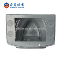 Precision custom fashionable & cheap LCD TV plastic case mould,LED TV back cover plastic parts injection mold