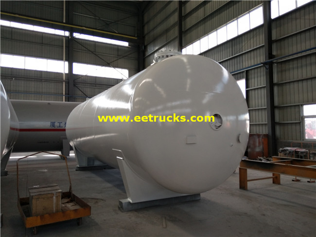 22MT 12000 Gallon LPG Storage Tanks