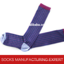 100% Cotton of Woman Coloful Tube Sock (UBM1051)