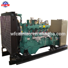 Chinesische Fabrik wassergekühlt 6 Zylinder 4 Takt 120 kW Diesel Generator Ricardo r6105izld