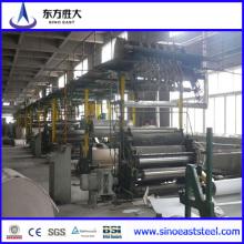 40G / M2 galvanizado corrugado hojas de techos hechos en bien establecida y fiable fabricante
