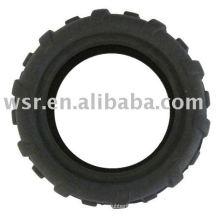 juguete de carreras auto caucho neumáticos-A089