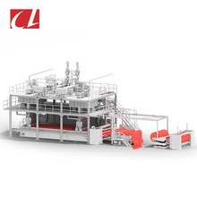 CL-SS PP Spunbonded Nonwoven Fabric Making Machine for Geotextiles Products