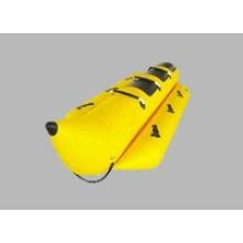 Barco de plátano de 3 personas para la mosca de la agua