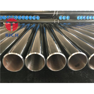 Precision Steel Hydraulic Cylinder Tube For Evaporator
