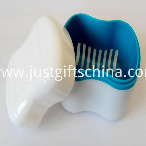Promotional Tooth Shape Denture Box With Web _10