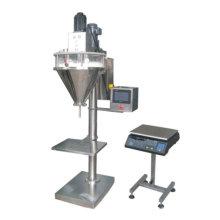 Halbautomatische Pulverfüllmaschine für Lebensmittel-, Medizin- und Kosmetikindustrie