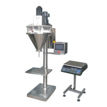 Semi-Automatic Powder Filling Machine for Food, Medicine & Cosmetics Industry