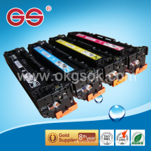 zhuhai wholesale compatible color toner for hp CB540A 1215