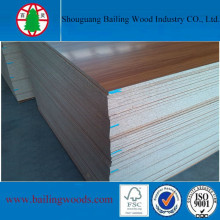 Hot Sale Melamine Particle Board/Chipboard From China Factury