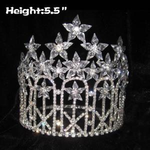 Belleza Grandes Diamantes Claro Coronas