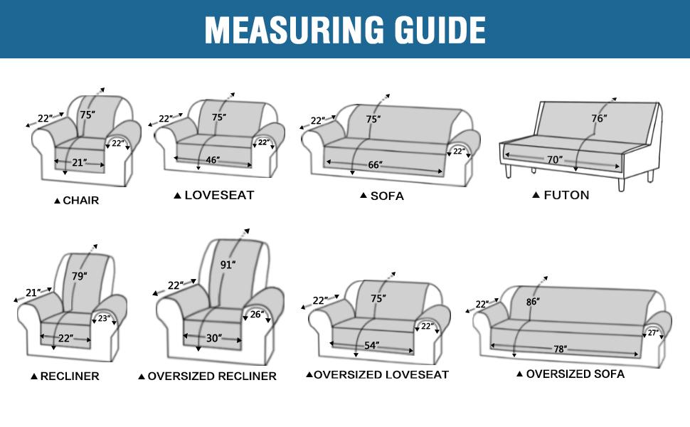 Sofa Style Size
