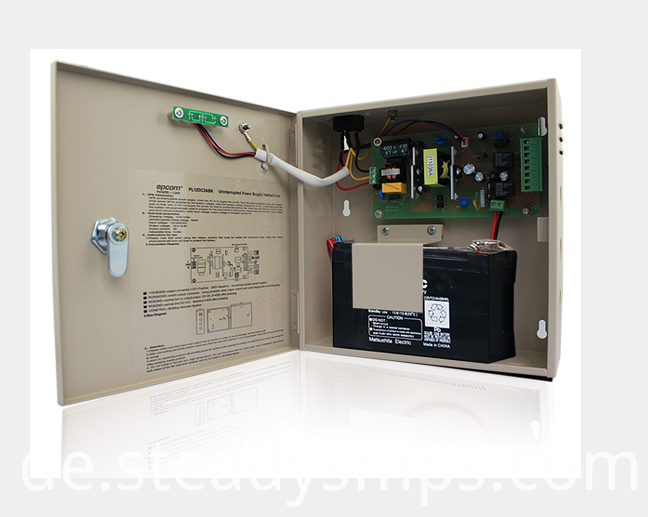 door access control power supply