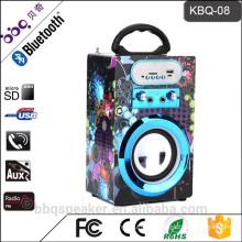 BBQ KBQ-08 10W 1200mAh 2018 New Arrival Single Speaker Horn Bluetooth Small Audio Speaker