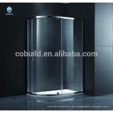 K-544 Moderne Dusche Badezimmer mit SS Material runden Duschabtrennung