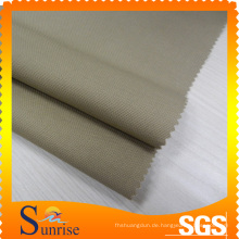 Baumwoll-Polyester-Twill-Stoff (SRSCT 060)