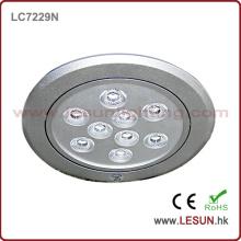 Luz de techo caliente de la venta LED para el centro comercial / joyería / tienda del reloj