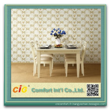 Popular Textile Wallpaper of 280cm for Decoration flowers wallpapers
