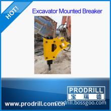 Hydraulic Breaker Drill Machine