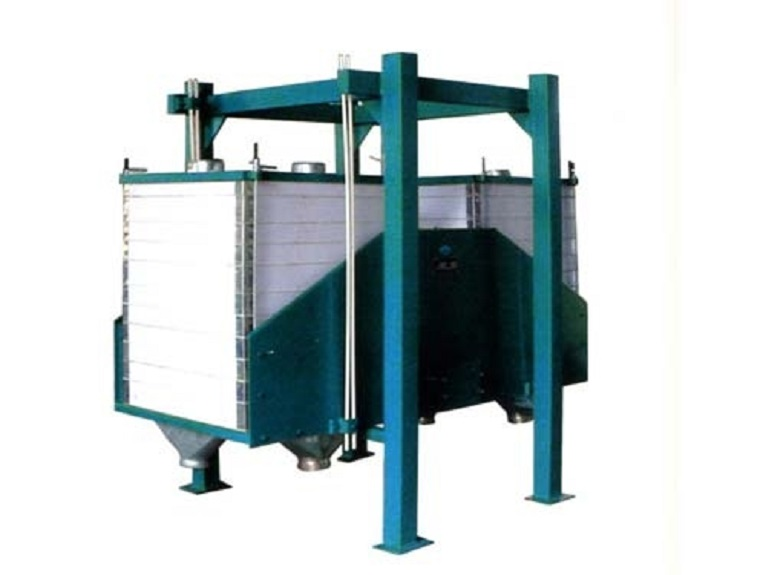 Model FSFJ double bins sifter