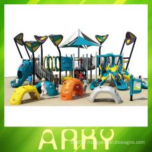 New Design Kindergarten Extérieur Jouer Land Equipment