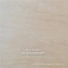 18MM okoume veneer poplar core commercial plywood for furniture