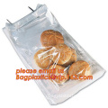 CPP Micro-perforated Wicket Bag, PP Wicket bag, LDPE wicket bags, Bread wicket bags