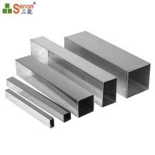 Rectangular Section Shape Stainless Steel Pipe/Tube