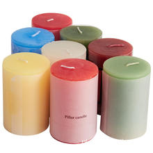 Flameless Wax Votive Candle Home Decor