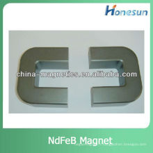aimants de néodyme/ndfeb de grand bloc solide n35