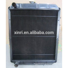 Factory supply brass/copper core radiator for ISUZU radiator