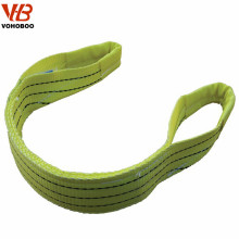 light duty 1000kg webbing sling lifting belt crane