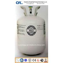 90% de gaz réfrigérant mélangé par pureté du gaz réfrigérant de R12