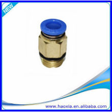 """Hot Sale One Touch Pneumatic Tube Fitting PC1 / 4 """"-03"""