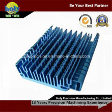 Aluminum 6063-T6 Precise Extrusion and Mechanical Parts