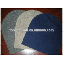 most popular pure knitted 100% pure cashmere hat