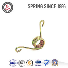 Custom Zinc Plated Anti-Rust Torsion Spring