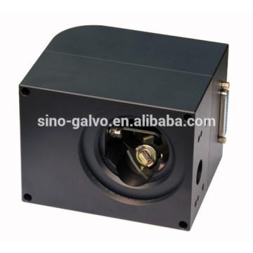Cabeça de varredura de alta velocidade da abertura JD2208 de 14mm / varredor galvanômetro para a gravura 532nm de vidro