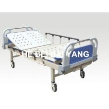 A-101 Movable Double-Function Manual Больничная кровать