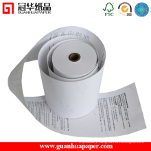 SGS 80mm*80mm and 80mm*70mm Printed Thermal Paper Roll