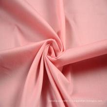 100% coton Poplin en gros Tissu en tissu tissé de 133X72 / 40X40
