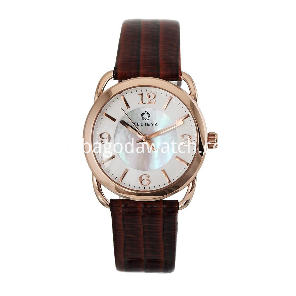Quartz Watches Japan Movt Women