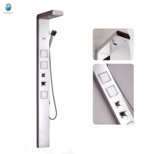 CB-6916 Bathroom 304 stainless steel brushed shower panel