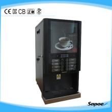 Thé au lait, approvisionnement en cappuccino! ! Machine de café à 8 choix avec homologation CE pour hôtel et restauration - Sc-71104