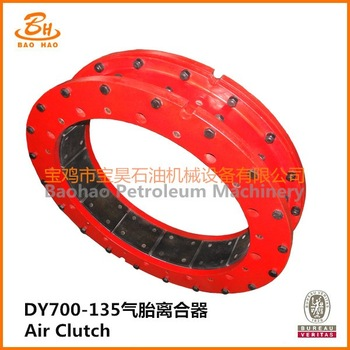 Diaphragm clutch