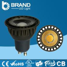 Bom preço!! 3W 5W 7W GU10 LED Spotlight COB com 3 anos de garantia