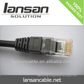 utp cat6 rj45 spiral cable(CE/ROHS/ISO/UL/CCC certificates)